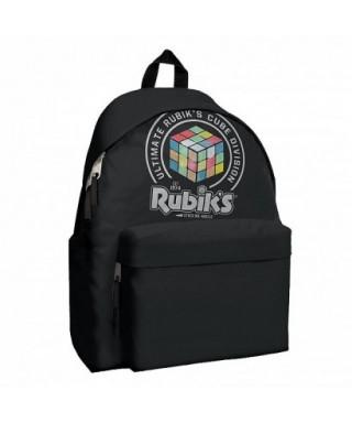 Mochila RUBIKS negra , DOHE – Colección URBAN RUBIKS 2017 - 50357