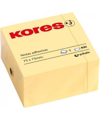 Taco de notas autoadhesivas 76x76mm- GRAFOPLAS