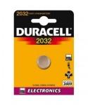 Pila botón CR2032- DURACELL -
