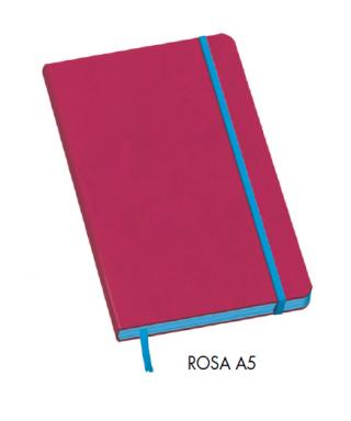 Cuaderno A5 rosa DOHE – Colección VESTA EDGE 2017 - 10674