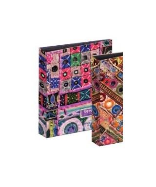 Carpeta KATACRAK tamaño folio – Colección GYPSY 2017 - 126017