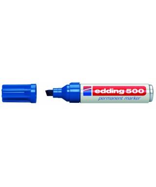 Rotulador permanente azul- EDDING - 500-003