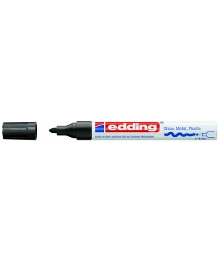 Rotulador permanente negro- EDDING - 750-001