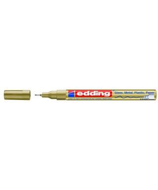 Rotulador permanente oro- EDDING - 780-053