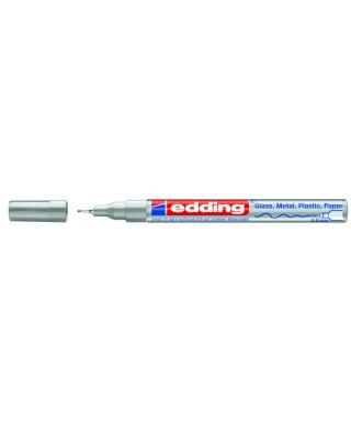 Rotulador permanente plata- EDDING - 780-054
