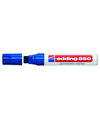 Rotulador permanente extra grueso azul- EDDING - 850-003