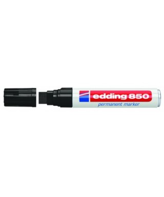Rotulador permanente extra grueso negro- EDDING - 850-001