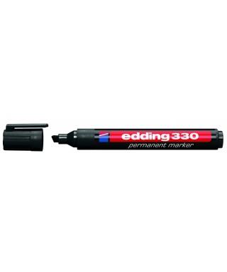 Rotulador permanente negro- EDDING - 330-001