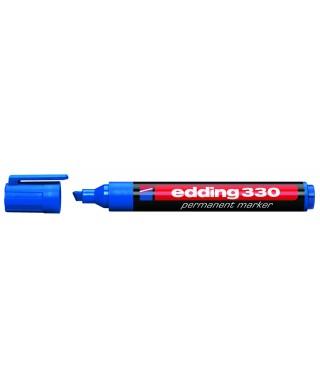 Rotulador permanente azul- EDDING - 330-003