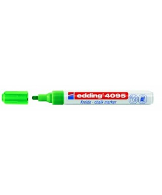 Marcador de tiza verde- EDDING - 4095-004