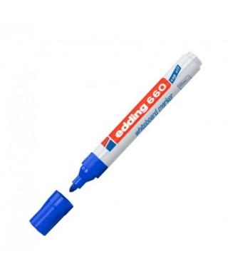 Rotulador pizarra blanca azul- EDDING - 660-003