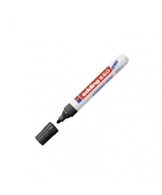Rotulador pizarra blanca negro- EDDING - 660-001