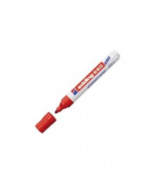 Rotulador pizarra blanca rojo- EDDING - 660-002