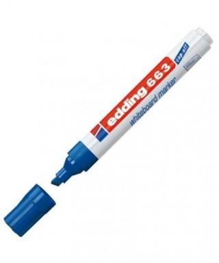 Rotulador pizarra blanca azul- EDDING - 663-003
