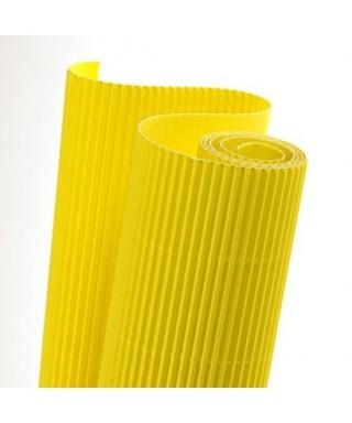Rollo cartón ondulado amarillo limón- CANSON - 200992607