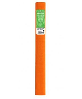 Papel pinocho/crespón naranja zinnia- CANSON - 200001411