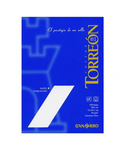Papel verjurado ahuesado. CANSON - 200407319