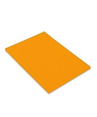 Cartulina A-3 naranja flúor- CANSON - 200040817
