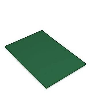Cartulina A-4 verde amazonas- CANSON - 200040174