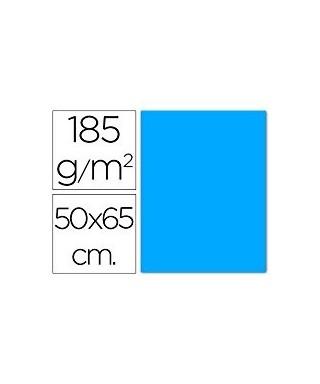 Cartulina 50x65 azul maldivas- CANSON - 200040233