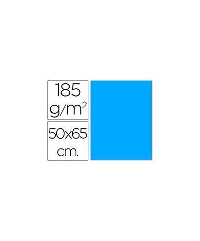 Cartulina 50x65 azul maldivas- CANSON