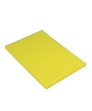 Cartulina A-3 amarillo flúor- CANSON