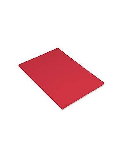 Cartulina A-3 rojo- CANSON