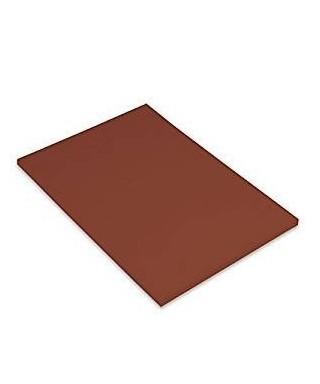 Cartulina A-3 marrón chocolate- CANSON - 200040213