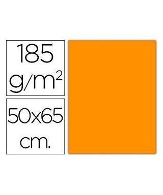 Cartulina 50x65 naranja- CANSON - 200040224