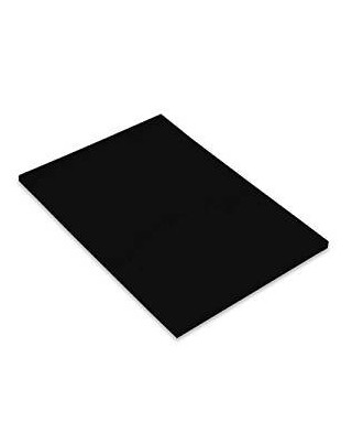 Cartulina A-4 negro- CANSON - 200040179