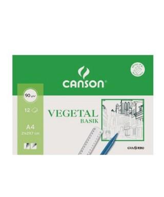 Minipack láminas papel vegetal- CANSON - 200407621