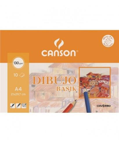 Minipack láminas dibujo- CANSON - 200406331
