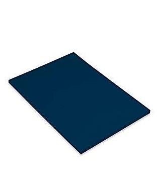 Cartulina A-4 azul ultramar- CANSON - 200040169