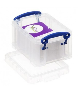 Caja almacenaje transparente- ARCHIVO 2000 - RU0.3 CS TP