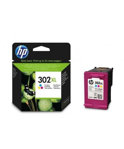 Cartucho tinta tricolor 302xl- HP - 302XL