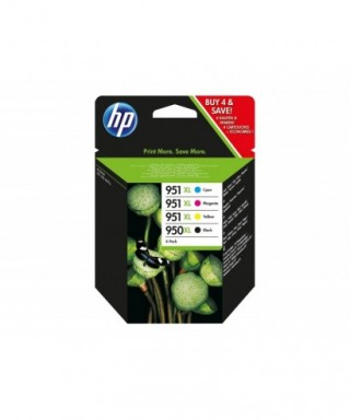 Cartucho tinta 950xl-951xl- HP - C2P43AE