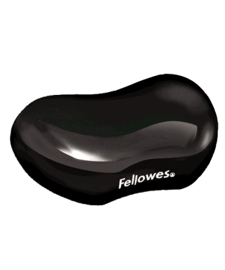 Reposamuñecas ratón gel negro FELLOWES 9112301
