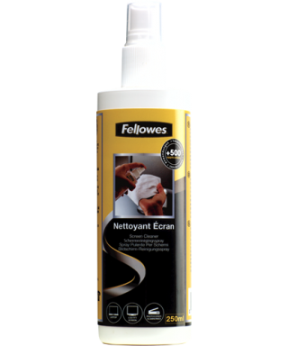 Spray limpiar pantallas FELLOWES 99718