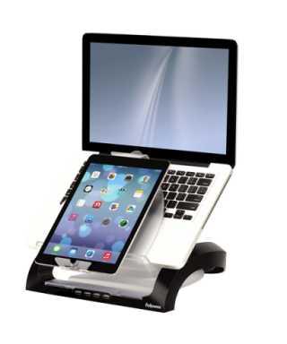 Soporte portátil- tablet Smart Suites- FELLOWES - 8024801