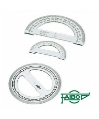 Semicírculo 15 cm- FAIBO - 216