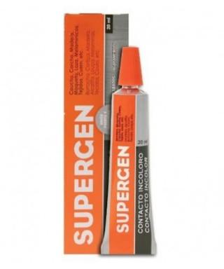 Tubo 20 ml pegamento incoloro- SUPERGEN - 62601-0-3