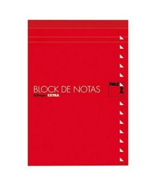 Bloc notas 8º cuadriculado- PACSA - 783 NT