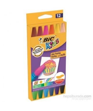 Ceras Kids oíl pasteles- BIC - 926446