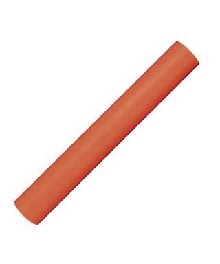 Bobina tela 0,8x3 m color naranja -APLI - 15197
