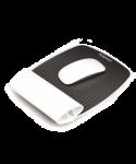 Alfombrilla reposamuñecas ratón I-Spire blanca- FELLOWES - 9314802