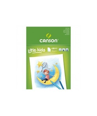 Block dibujo Little Kids. CANSON - 400015586