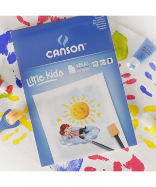 Block dibujo Little Kids. CANSON - 400015589