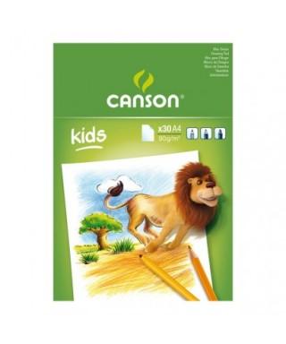 Block dibujo Kids. CANSON - 400015583