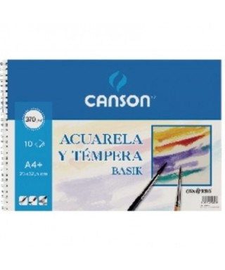 Minipack láminas acuarela- CANSON - 200406347