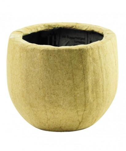 Maceta papel mache redonda- DECOPATCH - HD042O